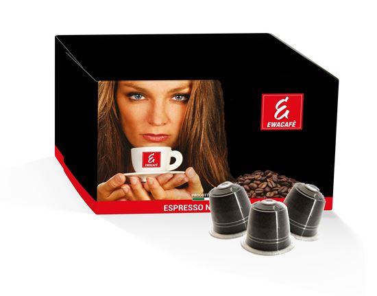 Image de 100 Dosettes EwaCafe (compatibles Nespresso)