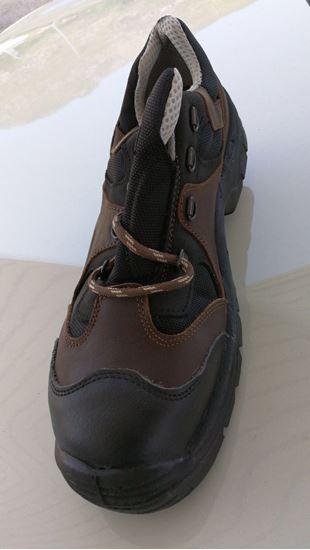 Image de Chaussures de travail y de sécurité bicolores