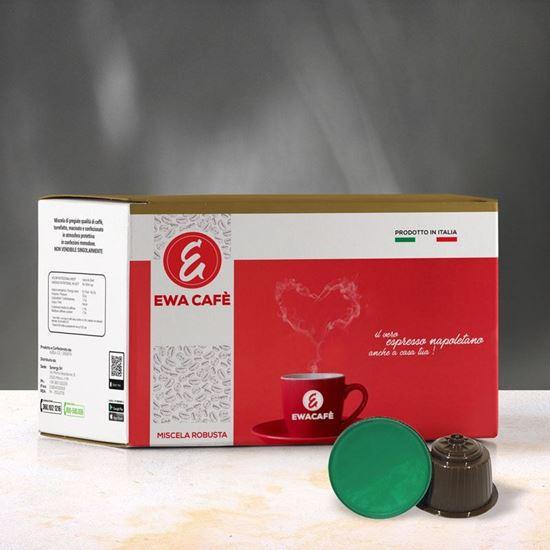 Immagine di 50 capsule EwaCafè (compatibili Dolce Gusto)